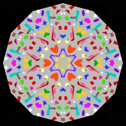 http://en.wikipedia.org/wiki/Kaleidoscope