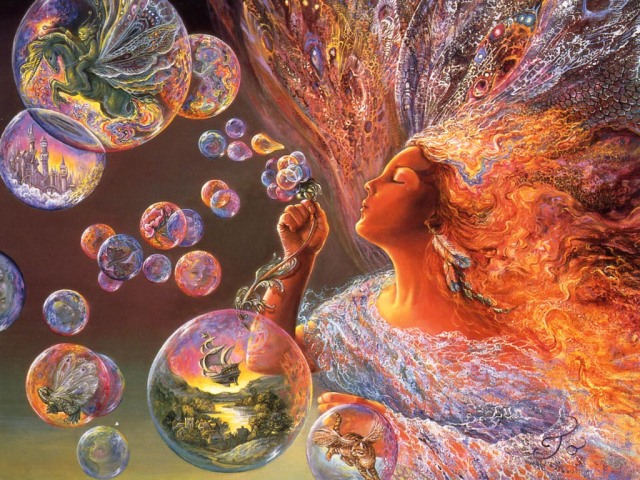 josephine wall bubble