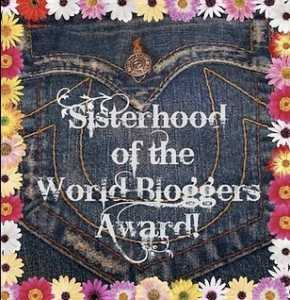 1 Sisterhood Award