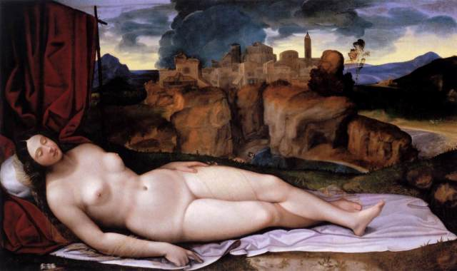 Girolamo_da_Treviso_-_Sleeping_Venus_-_WGA09520 (1)