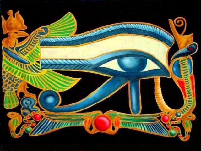 Eye of Horus talisman