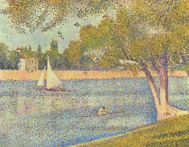 wikiart public domain ( all seurat)