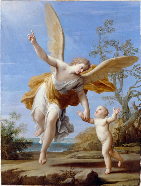 Franceschini,_Marcantonio_-_The_Guardian_Angel_-_Google_Art_Project