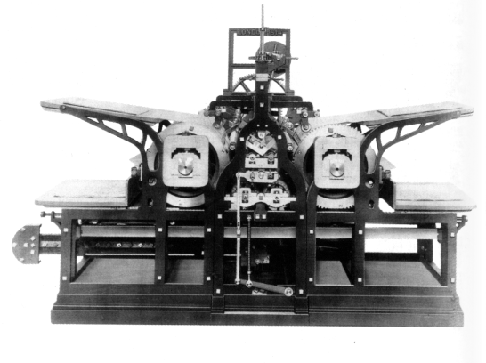 Koenig's_steam_press_-_1814