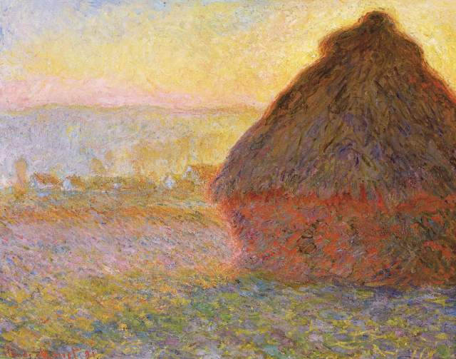 all of these paintings under impressionist heading wikipedia pub domain