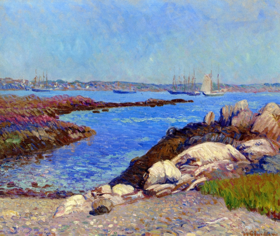 William Glackens wikiart.org